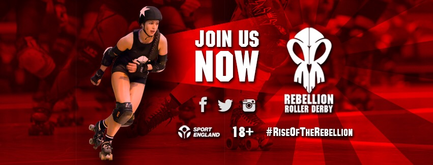 Rebellion Roller Derby